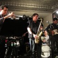 Photo du concert à la Casa del Popolo - Crédit photo: Timothée Beurdeley