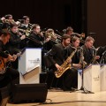 Ce concert du Big Band de l'UdeM sera son premier de l'année 2018. (Photo: Courtoisie Faculté de Musique)