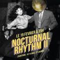La deuxième soirée Nocturnal Rhythm aura lieu ce vendredi 19 février au Café L'Auditoire.  Crédit Photo : Courtoisie Électro'Nuit