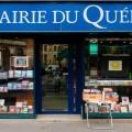 La librairie québécoise à Paris. (photo : courtoisie Michel Altman)