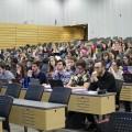 La FAÉCUM a succédé à l'Association générale des étudiants de l'Université de Montréal (AGEUM) en 1976. Crédit: Sarah Bouchaïb