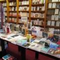 Section littérature québécoise de la Librairie Gallimard de Montréal. Photo : Flickr/ActuaLitté