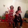 Les auteures et comédiennes participant au projet sont âgées de 25 à 65 ans. Photo : Courtoisie Théâtre des Trompes