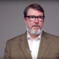 Capture d'écran de la vidéo où le directeur général de l'INM, Michel Venne, présente les principales conclusions de la consultation.
