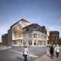 Le gouvernement du Canada a investit 10 M$ dans la construction du Théâtre le Diamant, une salle de spectacle d'envergure internationale pour la Ville de Québec. Photo : Infrastructure Canada.