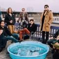 Le groupe s'est formé durant la première semaine de leur rentrée à l'Université McGill lors d'une séance de jam. Photo: Courtoisie Kelly Jacob.