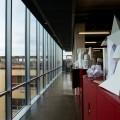 La série de conférences B.E.S.T. se déroule au pavillon de la Faculté d'aménagement. Photo: Guillaume Villeneuve.