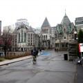 Plusieurs activités ont déjà été perturbées par la grève, dont les portes ouvertes de l'Université McGill et le match de football des Alouettes-Flickr.com/James Schwartz