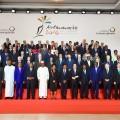 Le premier ministre du Québec, Philippe Couillard, et la ministre des relations internationales et de la Francophonie, Christine St-Pierre, étaient au XVIe Sommet de la Francophonie, tenu à Antananarivo les 26 et 27 novembre 2016. Photo: Courtoisie XVIe Sommet de la Francophonie