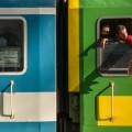 L'exposition Occident Express réunie des photographies de migrants au départ de Budapest et en direction de l'Allemagne.  Créditphoto : Courtoisie Michel Huneault.