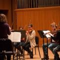 Le concert veut donner un rôle actif à l'orchestre et non de simple accompagnement.  Crédit photo : Mathieu Gauvin.