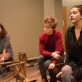 Nous habiterons Détroit est la 3ème mise en scène au TUM d'Émilie Jobin. Crédit photo : Mathieu Gauvin.