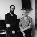 Les deux initiateurs du projet, Jean-Christophe Arsenault et Jeanne Hourez.  Crédit photo: Rose Carine Henriquez