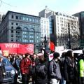 L'occupation de l'UQAM est survenue dans le cadre de la grève étudiante du printemps 2015. Crédit photo : Flickr.com | Denis Hébert.