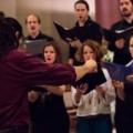 Le choeur de la Société des concerts de Montréal. Courtoisie Pascal Germain-Berardi.