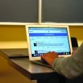 Sur son blog, le professeur à l'Université d'Ottawa Pierre Levy explique comment et pourquoi il utilise les réseaux sociaux dans ses cours. Crédit photo : Pascaline David.
