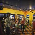 Scène de tournage du film Le jouet extraordinaire, réalisé en août 2016.  Photo: courtoisie Valentin Verrier.
