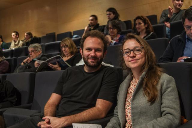 Parmi eux, les journalistes indépendants Xavier Savard-Fournier et Raphaëlle Corbeil, également candidate à la maîtrise en sociologie à l'UdeM. Tous deux couvriront la campagne électorale en sol français d'ici le deuxième tour, prévu le 6 mai 2017.