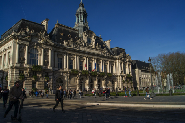 Les Assises se sont jointes à l'Agence France-Presse (AFP) pour l'inauguration de l'exposition «Le temps de la campagne» à la mairie de Tours.