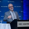 Le ministre des finances, Carlos Leitão, a déposé un budget axé sur l'éducation cette semaine à Québec. Crédit photo : Quartier Libre