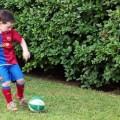Le programme d'une durée de 6 mois est présenté aux jeunes de 6 à 18 ans comme le même que celui des joueurs du Barça. (Crédits: Flickr.com | Kafeole)
