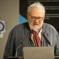 Le professeur André Gaudreault a cofondé l'OCQ avec Denis Héroux en 2007. (Photo: Juliette Blondeau)