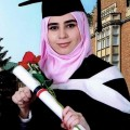 L'étudiante Bissan Eid affirme avoir tenté de rentrer au Canada depuis qu'elle a su être enceinte. (Photo: Courtoisie Famille Eid)