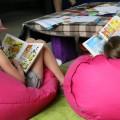La bande dessinée jeunesse demeure le type de document le plus emprunté en proportion de sa disponibilité dans aux Bibliothèques de Montréal. (Photo: Bibliothèques de Montréal)