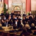 Le choeur de la SCM a également proposé des concerts sur le Plateau Mont-Royal et dans le Mile-End.  (Photo: Courtoisie Pascal Germain-Berardi)