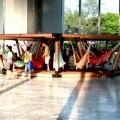 L'installation In out du collectif Opavivarà fait partie du parcours d'art public KM3. courtoisie: KM3