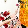 La facture visuelle de l'évènement est produite par l'une des finalistes du Prix Albert-Dumouchel pour la relève, édition 2017, remis à un étudiant de premier cycle universitaire, Geneviève Cadieux-Langlois. (Photo: Courtoisie LA SERRE - arts vivants)