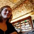 Fannie Caron-Roy poursuit actuellement ses recherches sur les liens entre l'art et la dévotion en Italie. (Photo : Courtoisie Fannie Caron-Roy)