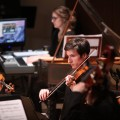 L'Ensemble de musique contemporaine fait partie des quatre ensembles en résidence de l'UdeM qui participeront à la série hommage à José Evangelista. (Photo : Andrew Dobrowolskyj)