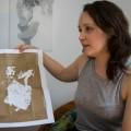 Émilie Larocque-Allard poursuit actuellement ses recherches sur les liens entre l'art et la dévotion en Italie. (Photo : Jèsybèle Cyr)