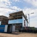 La construction du Complexe des sciences devrait être achevée en 2019. (crédit photo: Jèsybèle Cyr)