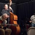 Le Trio Michel Gauthier a offert une performance au Café Résonance le 26 octobre dernier, dans le cadre d'une soirée « UdeM jazz ».  (Photo : Jèsybèle Cyr)