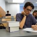 Seulement 61 % des étudiants réussissent le TECFÉE à leur première tentative. (crédit photo : Jèsybèle Cyr)