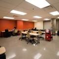 Le nouveau local disponible pour les étudiants aux cycles supérieurs de l'UdeM. (Photo : Jèsybèle Cyr)