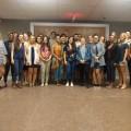 27 étudiants au baccalauréat en droit s'impliquent auprès de la clinique de médiation (Courtoisie Clinique de médiation de l'UdeM)
