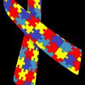 Le logo imaginé pour promouvoir la conscientisation à l'autisme  (Crédit photo : Wikimedia Commons I Melesse)