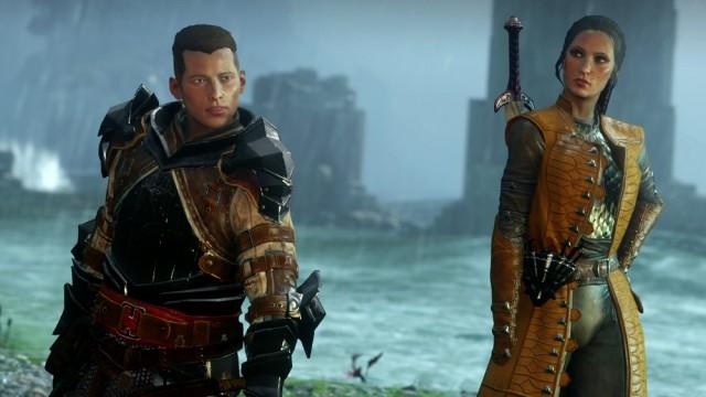 Image : Capture d'écran du jeu Dragon Age: Inquisition   BioWare