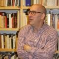 Le libraire Bruno Lalonde complétera le déménagement de ses livres le 15 janvier 2018. (Photo : Courtoisie Bruno Lalonde)