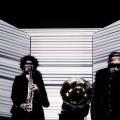 Imaginary Landscape est une performance audiovisuelle pour clarinette basse, gramophone, synthétiseur et vidéo. (Photo : Courtoisie Myriam Boucher)