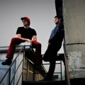 Le duo électropop Rouge Tonic est composé de Francis Lecavalier et de Paul Zakarivan. (Photo : Courtoisie Gyslain Gaudet)