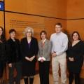 Les membres du Bureau de l'Éthique Clinique crée en 2013. (Crédit photo : Courtoisie Nathalie Gaucher)