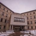 En 2022-2023, l'École de travail social devrait s'installer dans le pavillon Marie-Victorin.  (Photo : Benjamin Parinaud)