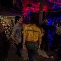 Les bénévoles ont fait connaître Poly Retour lors de la première soirée Pub de Polytechnique. (Photo: Benjamin Parinaud)