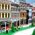L'architecte de structure LEGO® Karim Awad exposera ses constructions à la galerie du Livart, le temps d'une journée. (Photo : Courtoisie Jean-Pierre Saraz)
