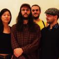 Le groupe Saligaude a utilisé la plateforme Indiegogo pour aider au financement de son premier album, L'humeur des calorifères. (Photo : Courtoisie Louis-Vincent Perras)