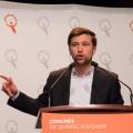 Le co-porte-parole de Québec solidaire, Gabriel Nadeau-Dubois, sera de passage sur le campus lors de la Semaine de la souveraineté, qui débute le 12 février prochain. (Photo: Courtoisie Québec solidaire)